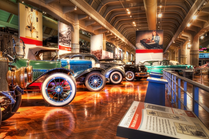 Ford motor museum detroit for Ford motor company detroit michigan phone number