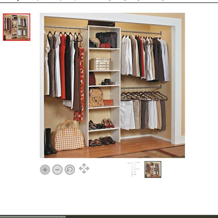 Closet Organizer 150 Target Home Lovelies Pinterest