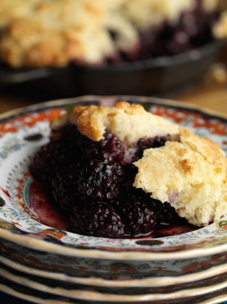 Blackberry Farm = Blackberry Cobbler | Good to Know #1 | Pinterest
