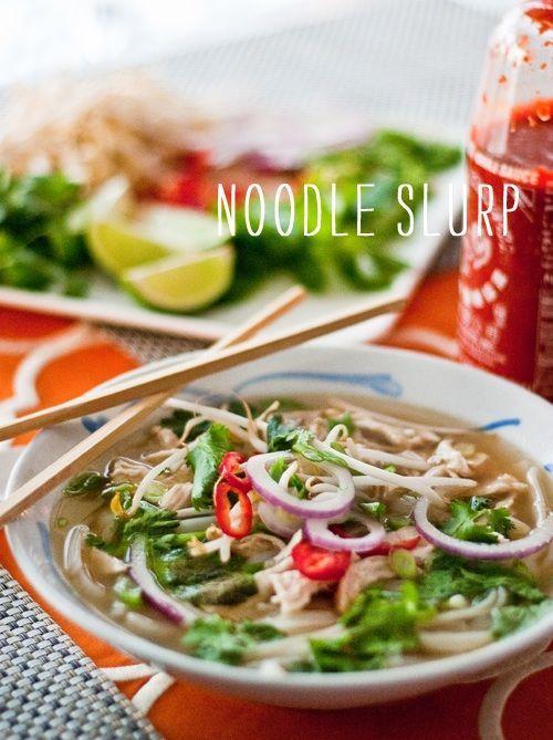 recipe pho noodle soup soups chicken noodle