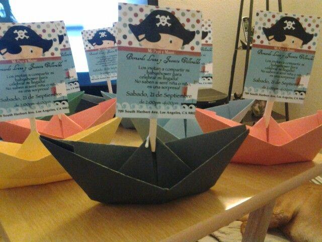 baby shower pirate theme invites mae 39 s baby shower pinterest