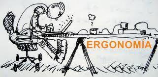 Ergonomia prevenci n de riesgos ergonom a pinterest for Para que sirve la ergonomia