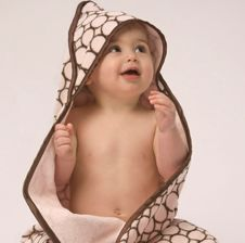 Favorite Things - Hooded Towels and Wash Cloths - just the right size for baby