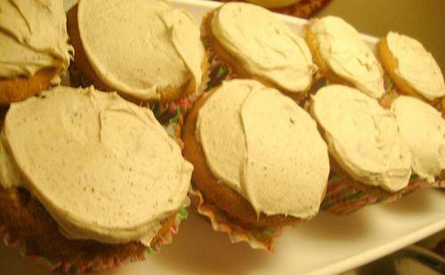 Pumpkin Beer Cupcakes | Cupcakes | Pinterest