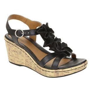 Jaclyn Smith- -Womens Dress Shoe Envie - Black