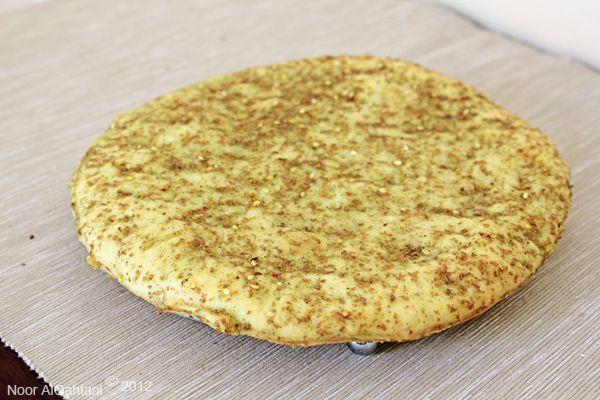Grilled Lebanese Flatbread Recipe — Dishmaps