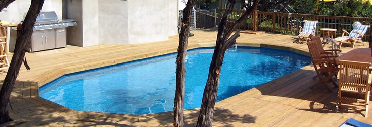 Great looking backyard pool idea above ground pool for Best looking pools