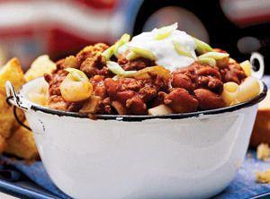 Mole Firehouse Chili con carne | Recipes - Soups & Salads | Pinterest