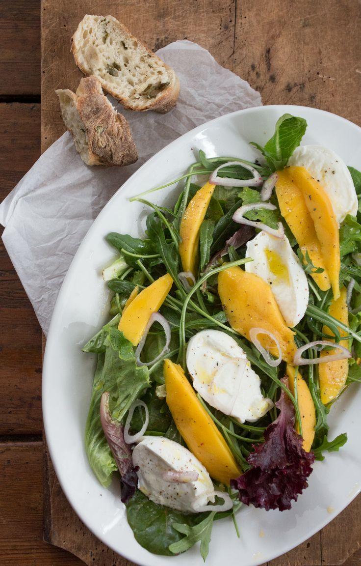 Mango Caprese Salad Recipes — Dishmaps