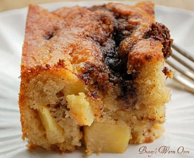 Yogurt Apple Cake | Scrumptious Desserts...even with little or no cho ...