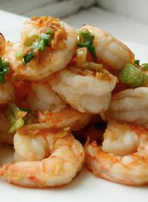 Classic Dry-Fried Pepper and Salt Shrimp (click through and scroll ...