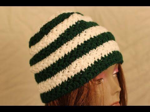 Crochet Stitches Cap : Crochet Star Stitch Hat Cap Crochet Patterns Pinterest
