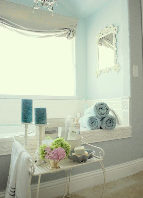 Bathroom Window Treatment Home Pinterest