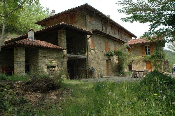 Country House Italian Rustic Villa Pinterest