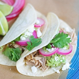 Shredded Pork Tacos | For the Foodie in me | Pinterest