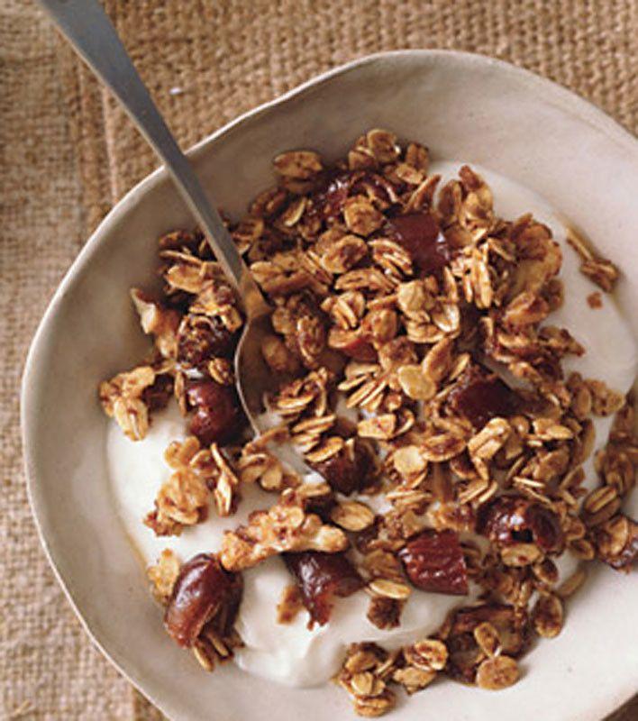 Quick Omega-3 Granola | Healthy | Pinterest
