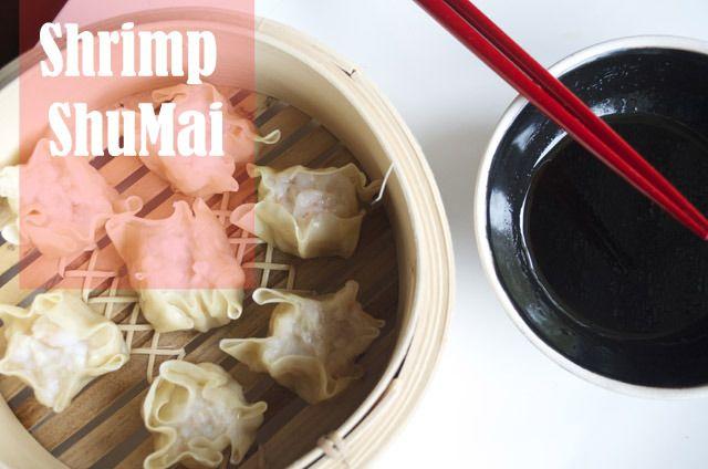 Shrimp Shumai   Food & Drink   Pinterest