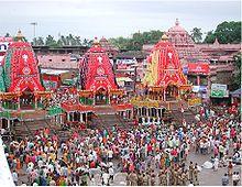 Ratha Yatra 2014 celebrations
