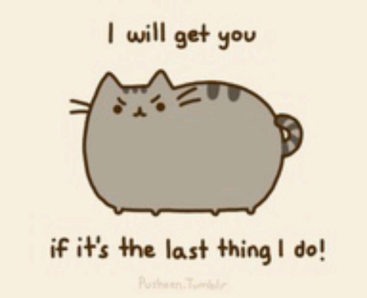 Muahahahahaaaa Pusheen The Cat Pinterest