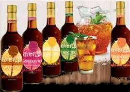 Dirty Arnold Palmer 3oz Firefly Sweet Tea Vodka 3oz Lemonade One Lemon ...