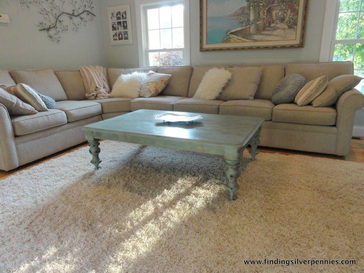 Duck Egg Blue Living Room House Pinterest