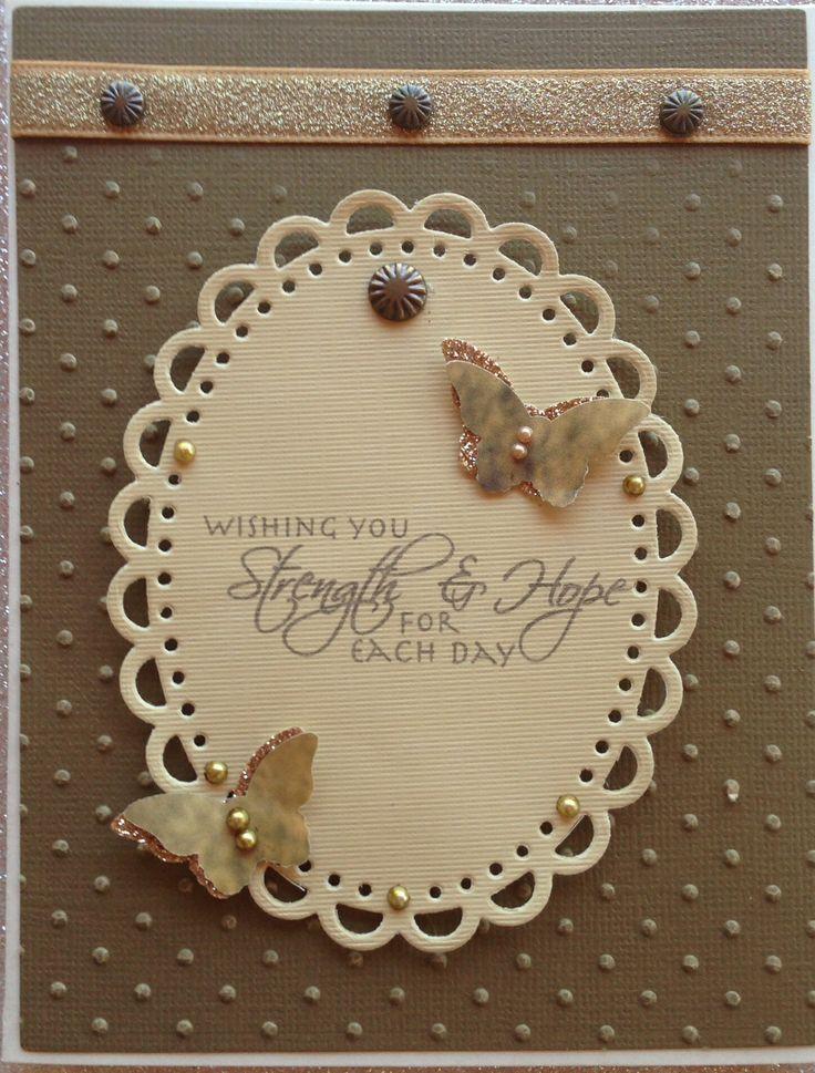 Pinterest Handmade Sympathy Cards