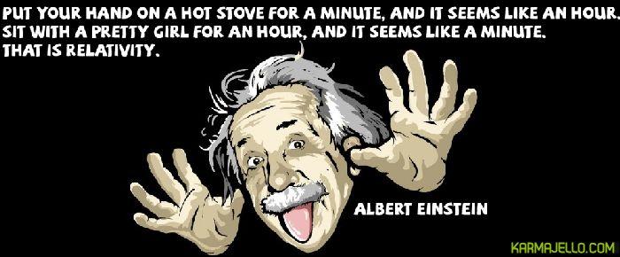 relativity albert einstein quotes quotesgram