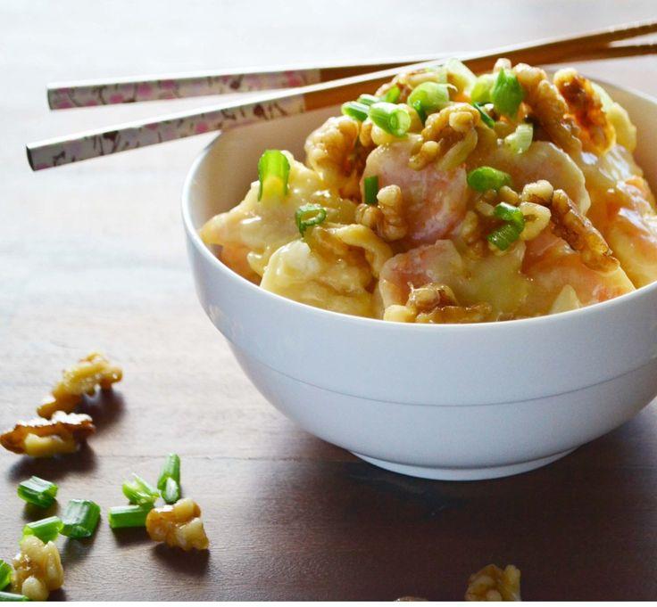 Honey Walnut Shrimp | Recipe