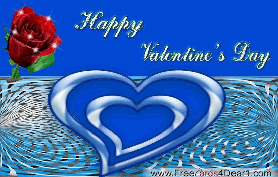 happy valentine ecard