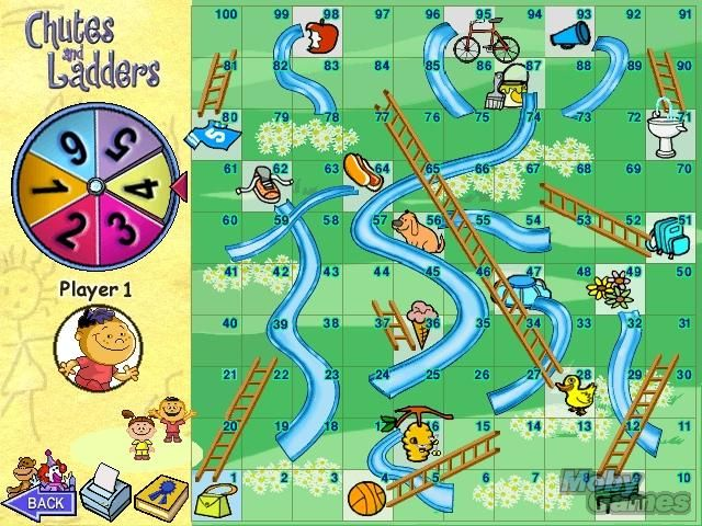 Chutes and Ladders | Old school Games & Toys | Pinterest