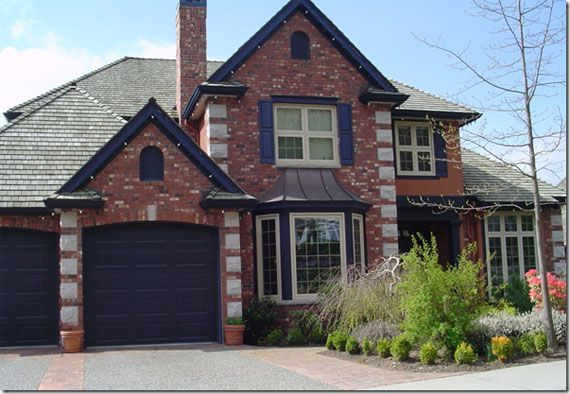 Brick House Color Combinations Bing Images