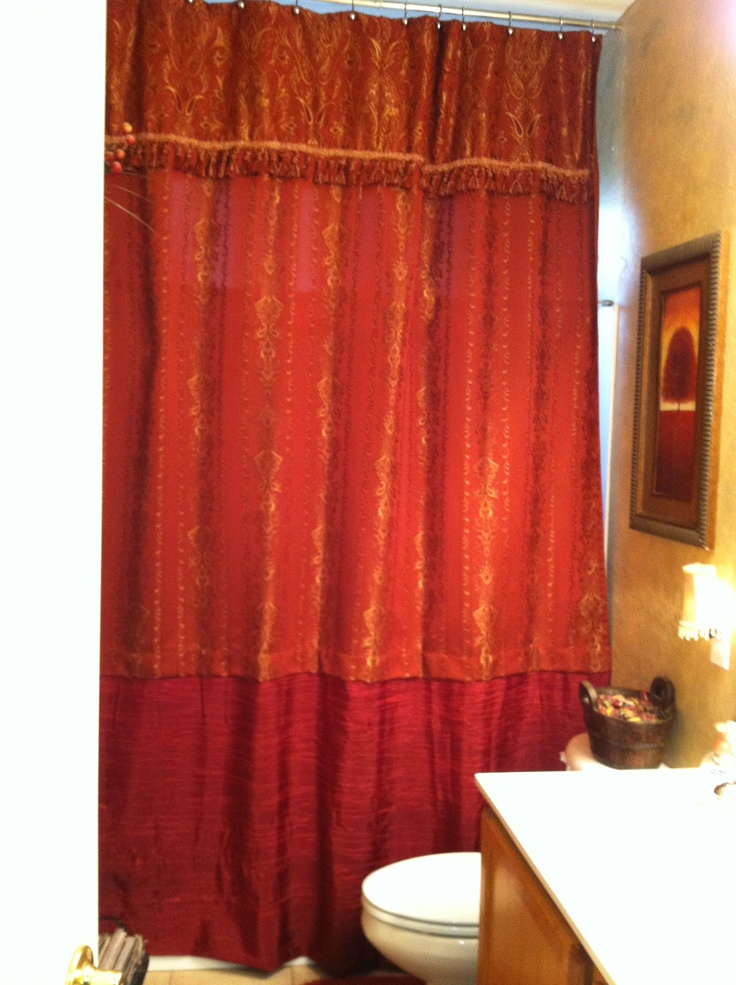 Second Pic Of Shower Curtain