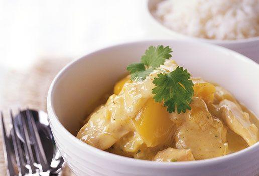 Creamy Plantain And Coconut Chicken Recipes — Dishmaps