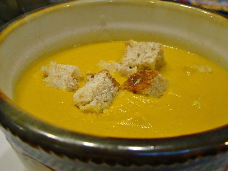 Curried Pumpkin Soup | Yums | Pinterest
