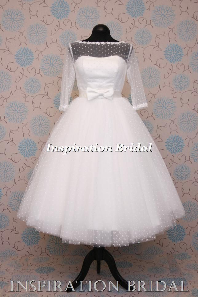 Eloping Dress 50s Wedding Pinterest
