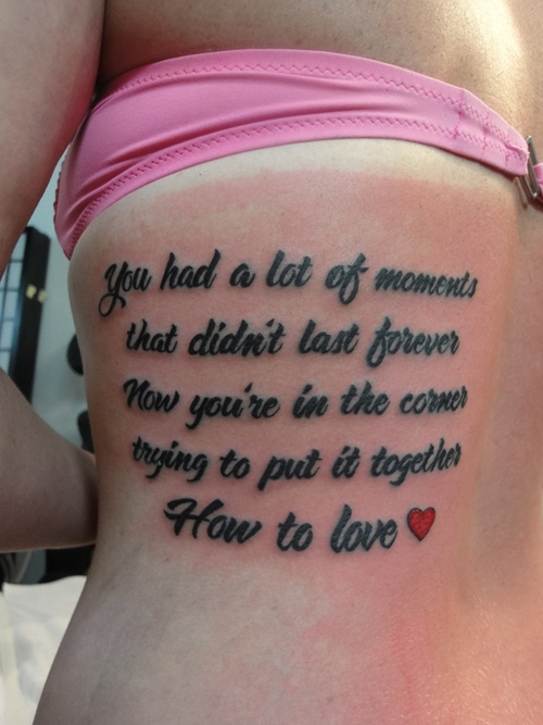 Lil wayne lyrics ink my whole body pinterest