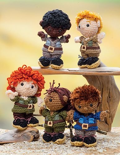 Ravelry: Zookeepers pattern by Megan Kreiner