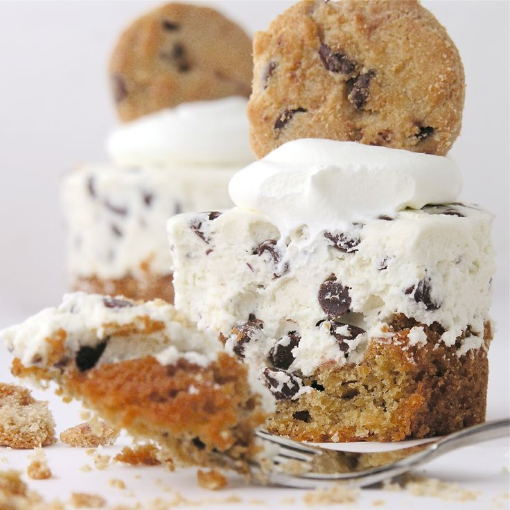 Mini Chocolate Chip Cheesecake | I Love All Things Cheesecake!! | Pin ...