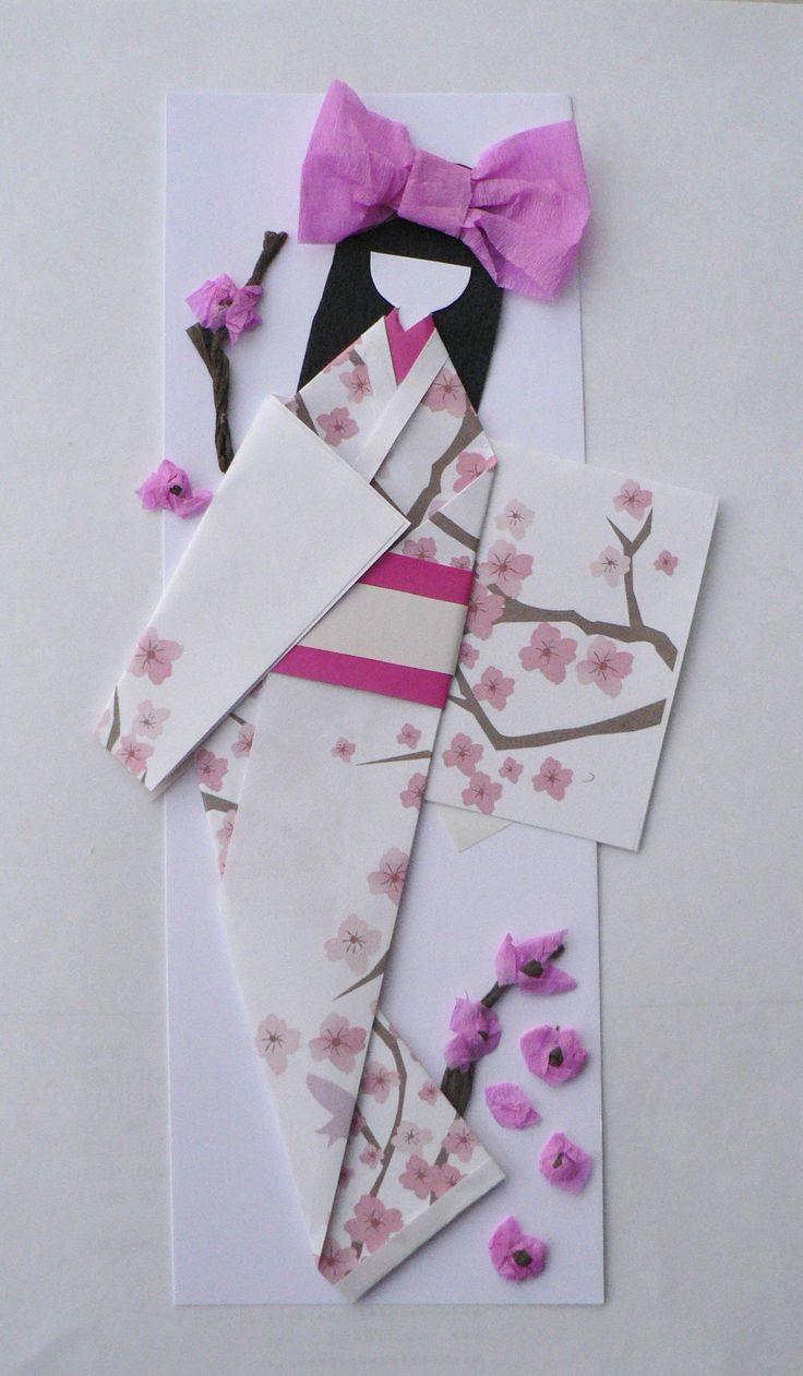 Как сделать японскую бумагу