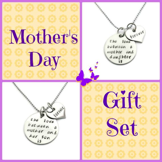 Mother 39 s day gift set necklaces for mother and mother in for Mother s day gift for mother in law