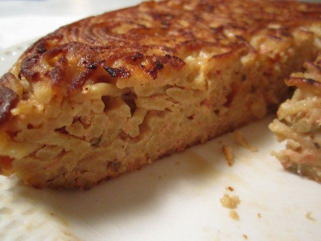 Pasta Frittata | Recipes - Pasta | Pinterest