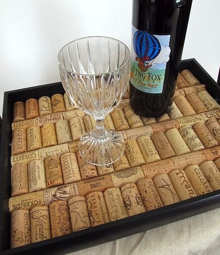 I want to make this for the pub with the wine corks we have used. we already have a pretty good collection going hehe
