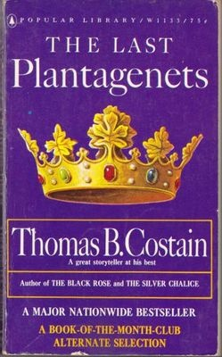 Thomas B. Costain Net Worth