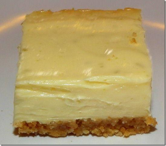 Key Lime Cheesecake Bars | Sweet Treats | Pinterest