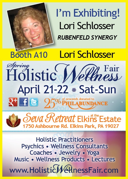 New exhibitior holistic wellness fair charity event benefitting