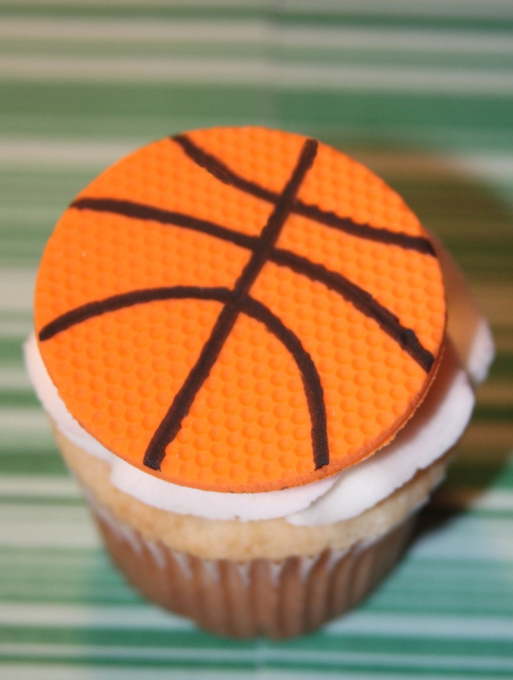 Basketball Cake Decorations