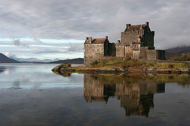 Next on my list is Scotland - maybe take 2 weeks to tour the castles in the Scottish Highlands.