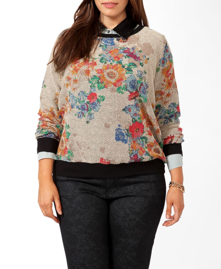 pretty wee jumper! Plus Sizes | womens clothing, clothes and apparel
