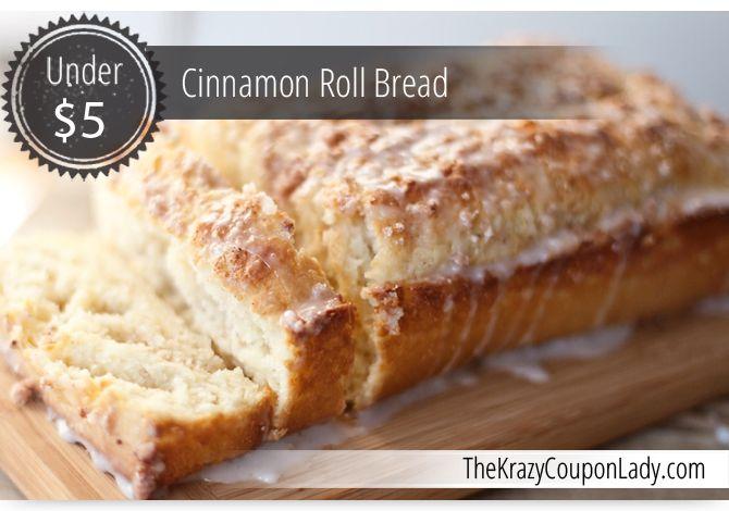 cinnamon-roll-bread | Breads/Doughs | Pinterest