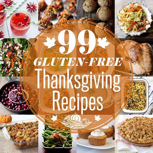 99 Gluten-free Thanksgiving Recipes | Gluten-Free Stuff. | Pinterest